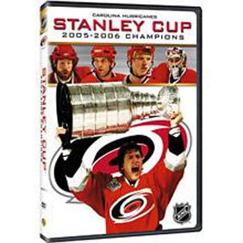 Stanley Cup Champions 2006 DVD