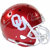 University of Oklahoma Autographed