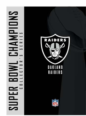 Super Bowl Collection: Oakland Raiders DVD