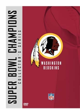 Super Bowl Collection: Washington Redskins DVD