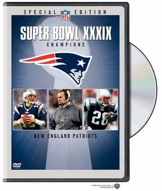 Super Bowl XXXIX: New England Patriots DVD