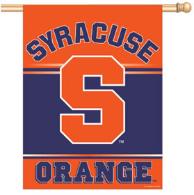 "Syracuse Orange 27""x37"" Banner"