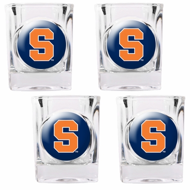 Syracuse 4 Piece Shot Glass Set