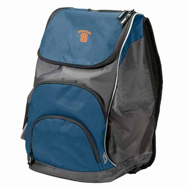 Syracuse Action Backpack (Color: Navy)