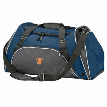 Syracuse Action Duffle (Color: Navy)
