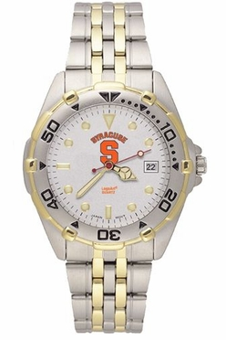 Syracuse All Star Mens (Steel Band) Watch