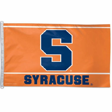Syracuse Big 3x5 Flag