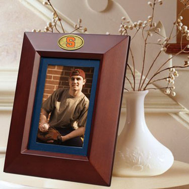 Syracuse BROWN Portrait Picture Frame
