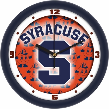 Syracuse Dimension Wall Clock