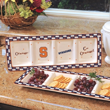 Syracuse Gameday Relish Tray