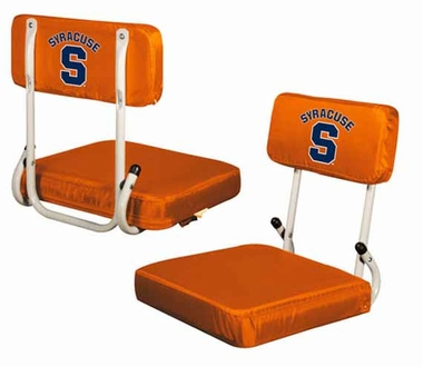 Syracuse Hard Back Stadium Seat