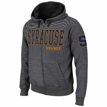Syracuse Hero Full Zip Hooded Jacket