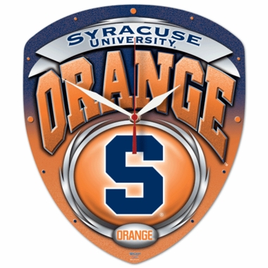 Syracuse High Definition Wall Clock