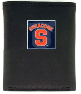 Syracuse Leather Trifold Wallet (F)