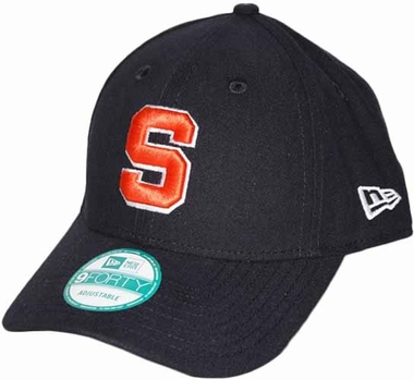 Syracuse Orange 9Forty The League Adjustable Hat