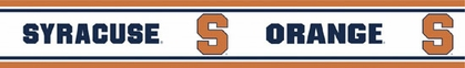 Syracuse Peel and Stick Wallpaper Border