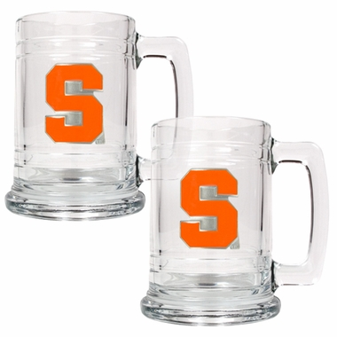 Syracuse Set of 2 15 oz. Tankards