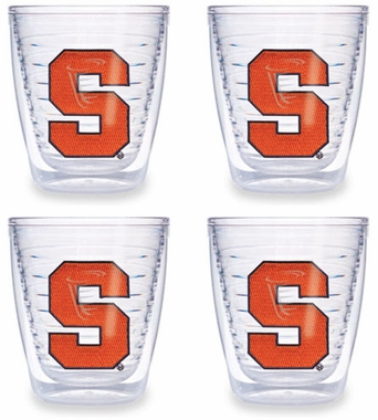 Syracuse Set of FOUR 12 oz. Tervis Tumblers