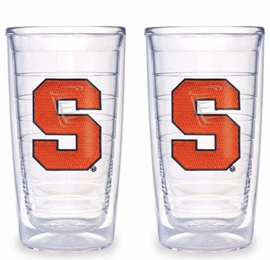 Syracuse Set of TWO 16 oz. Tervis Tumblers