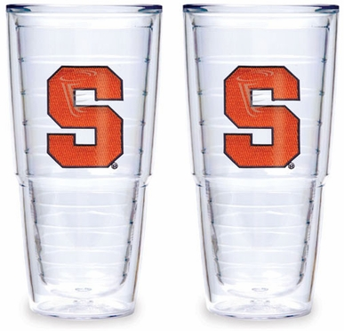 Syracuse Set of TWO 24 oz. Tervis Tumblers