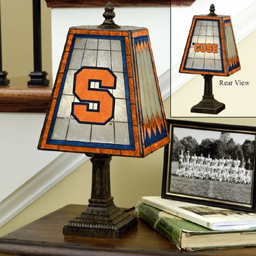 Syracuse Small Art Glass Lamp