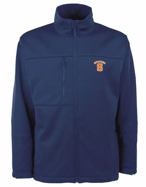 Syracuse Mens Traverse Jacket (Team Color: Navy)