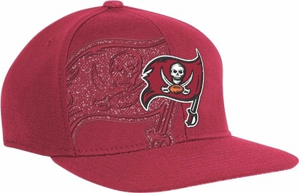 Tampa Bay Buccaneers 2011 Sideline Player 2nd Season Hat