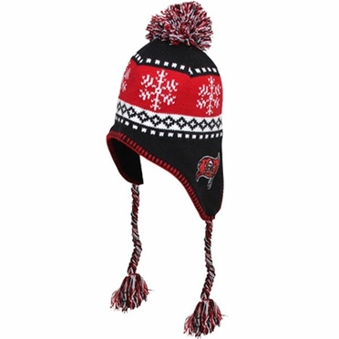 Tampa Bay Buccaneers Abomination Tassel Knit Hat