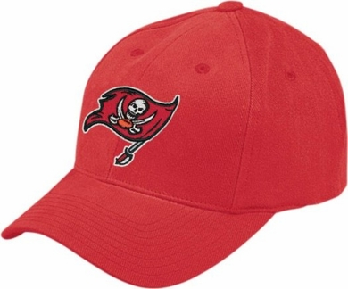 Tampa Bay Buccaneers Basic Logo Adjustable Cotton Hat