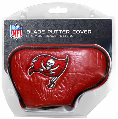 Tampa Bay Buccaneers Blade Putter Cover