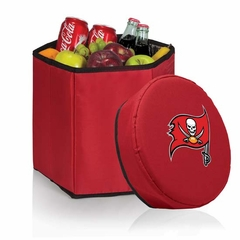 Tampa Bay Buccaneers  Bongo Cooler / Seat (Red)