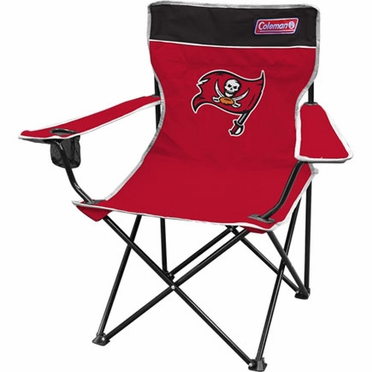 Tampa Bay Buccaneers Broadband Quad Tailgate Chair