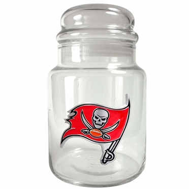 Tampa Bay Buccaneers Candy Jar