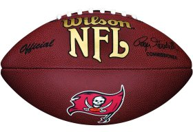 Tampa Bay Buccaneers Composite Wilson Football