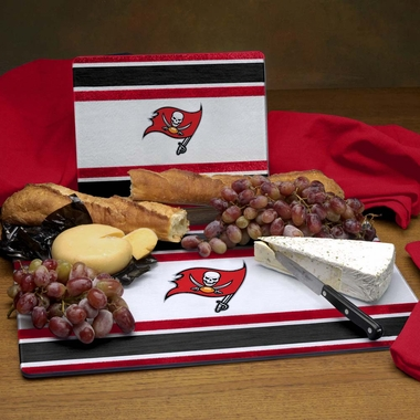 Tampa Bay Buccaneers Cutting Board Set