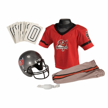 Tampa Bay Buccaneers Deluxe Youth Uniform Set