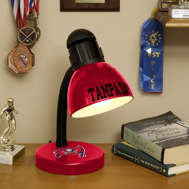 Tampa Bay Buccaneers Dorm Lamp