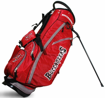 Tampa Bay Buccaneers Fairway Stand Bag