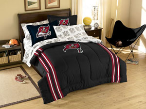 Tampa Bay Buccaneers Full Bed in a Bag