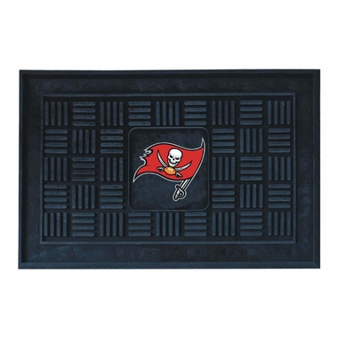 Tampa Bay Buccaneers Heavy Duty Vinyl Doormat