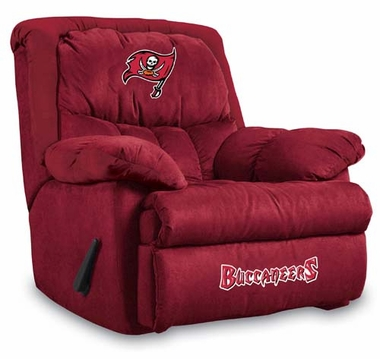 Tampa Bay Buccaneers Home Team Recliner