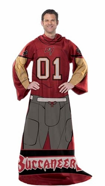 Tampa Bay Buccaneers Huddler Wrap (Uniform)