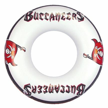 Tampa Bay Buccaneers Inflatable Inner Tube