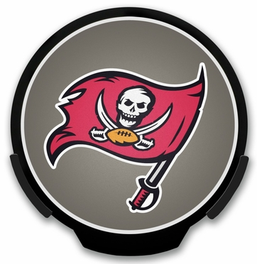 Tampa Bay Buccaneers Light Up Power Decal