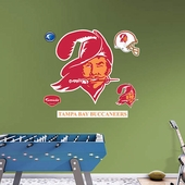 Tampa Bay Buccaneers Wall Decorations