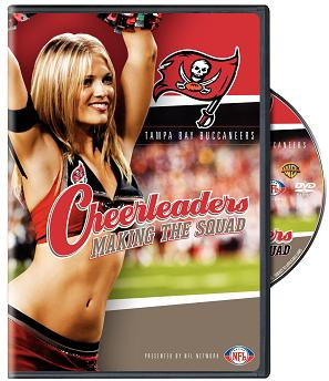 Tampa Bay Buccaneers Making the Squad DVD