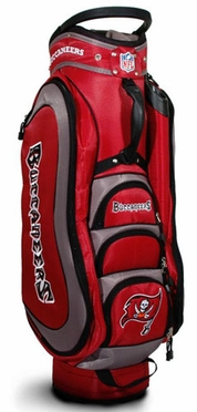Tampa Bay Buccaneers Medalist Cart Bag