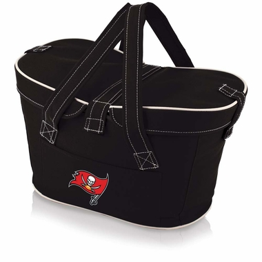Tampa Bay Buccaneers Mercado Picnic Basket (Black)