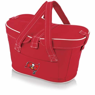 Tampa Bay Buccaneers Mercado Picnic Basket (Red)