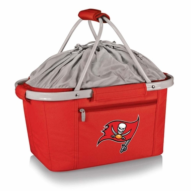 Tampa Bay Buccaneers Metro Basket (Red)